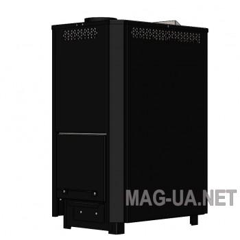 Піч-кам'янка  ЭКО М 20 кВт черна
