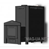 ЭКО М 20 кВт 220 мм Черна