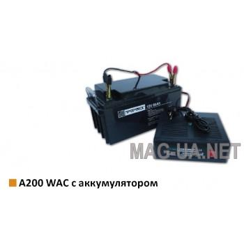 Автоматіка A200 WAC з акумулятором