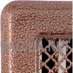 Вентиляційна решітки антик мідь (11)