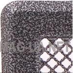 Вентиляційні решітки антік серебро (11)