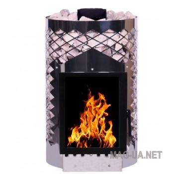 Піч-кам'янка Магія Вогню 25 кВт