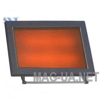 Плита 5А зі склокерамічною поверхнею чавунна  460х700 (450х690)