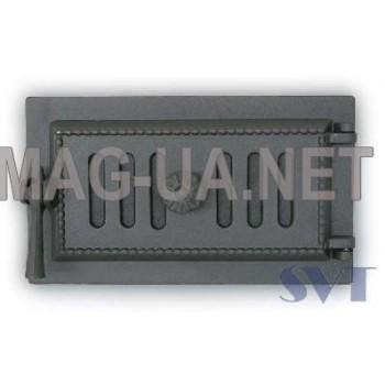 Пітдувна чавунна дверка  180х320 (130х270)