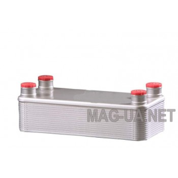 Теплообмінник 15 пластин