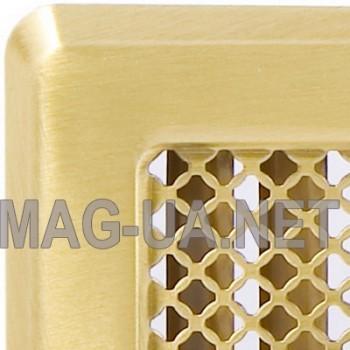 Латунна вентиляційна решітка К4 195x335 (165x300)