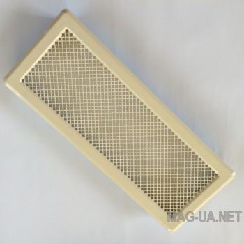 Кремова вентиляційна решітка К5 195x485 (165x455)