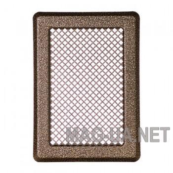 Антік мідна вентиляційна решітка 175x245 (140x215)