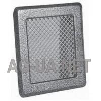 Антік срібло вентиляційна решітка К2 175x195 (140x165)