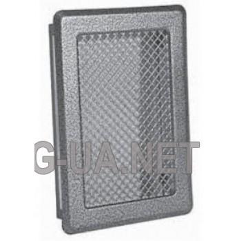 Антік срібло вентиляційна решітка 175x245 (140x215)