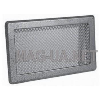 Антік срібло вентиляційна решітка К4 195x335 (165x300)